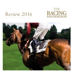 The Racing Foundation 2016 Review
