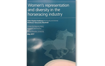 Women in Racing AGM and Launch of Diversity Research