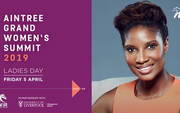 DENISE LEWIS OBE JOINS 2019 AINTREE GRAND WOMEN'S SUMMIT