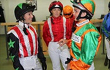 Female jockey allowance in the headlines