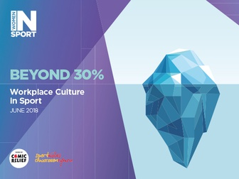 Beyond 30% Workplace Culture in Sport